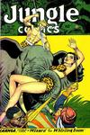 Cover for Jungle Comics (Fiction House, 1940 series) #97