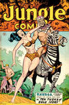 Cover for Jungle Comics (Fiction House, 1940 series) #98