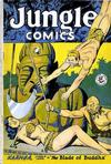 Cover for Jungle Comics (Fiction House, 1940 series) #101