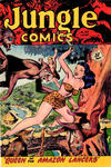 Cover for Jungle Comics (Fiction House, 1940 series) #102