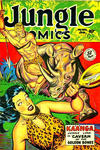Cover for Jungle Comics (Fiction House, 1940 series) #109