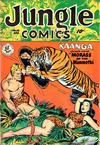 Cover for Jungle Comics (Fiction House, 1940 series) #112