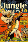 Cover for Jungle Comics (Fiction House, 1940 series) #119