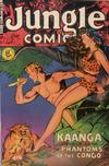 Cover for Jungle Comics (Fiction House, 1940 series) #130