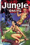 Cover for Jungle Comics (Fiction House, 1940 series) #134