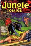 Cover for Jungle Comics (Fiction House, 1940 series) #138