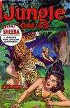 Cover for Jungle Comics (Fiction House, 1940 series) #158