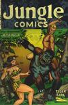 Cover for Jungle Comics (Fiction House, 1940 series) #162