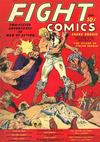 Cover for Fight Comics (Fiction House, 1940 series) #1