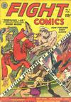 Cover for Fight Comics (Fiction House, 1940 series) #2