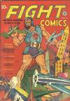 Cover for Fight Comics (Fiction House, 1940 series) #3