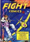 Cover for Fight Comics (Fiction House, 1940 series) #8