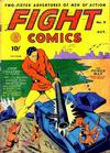 Cover for Fight Comics (Fiction House, 1940 series) #9