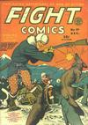Cover for Fight Comics (Fiction House, 1940 series) #10