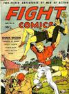 Cover for Fight Comics (Fiction House, 1940 series) #14