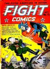 Cover for Fight Comics (Fiction House, 1940 series) #15