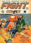 Cover for Fight Comics (Fiction House, 1940 series) #16