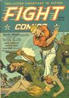 Cover for Fight Comics (Fiction House, 1940 series) #18