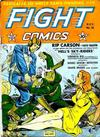 Cover for Fight Comics (Fiction House, 1940 series) #21