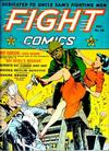 Cover for Fight Comics (Fiction House, 1940 series) #22