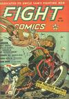 Cover for Fight Comics (Fiction House, 1940 series) #23