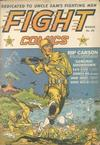 Cover for Fight Comics (Fiction House, 1940 series) #25