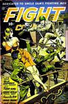 Cover for Fight Comics (Fiction House, 1940 series) #33