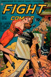 Cover for Fight Comics (Fiction House, 1940 series) #34