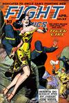Cover for Fight Comics (Fiction House, 1940 series) #37
