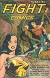 Cover for Fight Comics (Fiction House, 1940 series) #39