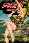 Cover for Fight Comics (Fiction House, 1940 series) #49