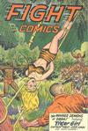 Cover for Fight Comics (Fiction House, 1940 series) #52