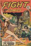 Cover for Fight Comics (Fiction House, 1940 series) #61
