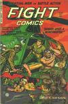Cover for Fight Comics (Fiction House, 1940 series) #83