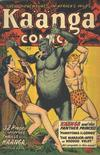 Cover for Kaänga Comics (Fiction House, 1949 series) #1