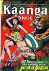 Cover for Kaänga Comics (Fiction House, 1949 series) #3