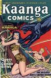 Cover for Kaänga Comics (Fiction House, 1949 series) #4