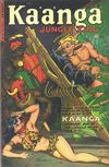 Cover for Kaänga Comics (Fiction House, 1949 series) #12