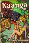 Cover for Kaänga Comics (Fiction House, 1949 series) #17