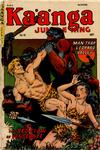 Cover for Kaänga Comics (Fiction House, 1949 series) #18