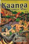 Cover for Kaänga Comics (Fiction House, 1949 series) #19