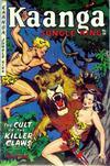 Cover for Kaänga Comics (Fiction House, 1949 series) #20