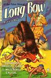 Cover for Long Bow (Fiction House, 1951 series) #8