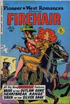 Cover for Pioneer West Romances (Fiction House, 1950 series) #3