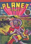 Cover for Planet Comics (Fiction House, 1940 series) #2