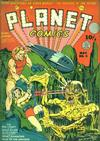 Cover for Planet Comics (Fiction House, 1940 series) #5