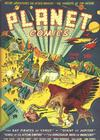 Cover for Planet Comics (Fiction House, 1940 series) #6