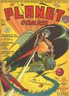 Cover for Planet Comics (Fiction House, 1940 series) #7