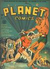 Cover for Planet Comics (Fiction House, 1940 series) #12