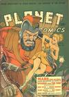 Cover for Planet Comics (Fiction House, 1940 series) #16